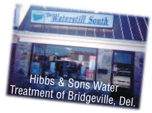 Nomads of the Water World: The Thrill of it All from the First State—Hibbs & Sons Water Treatment of Bridgeville, Del.