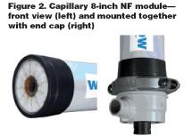 Direct Capillary Nanofiltration A New High-Grade Purification Concept