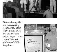 WQA Exhibitors Beat Odds in Las Vegas
