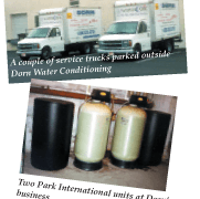 Where Small is Best in the Keystone State: Dorn Water Conditioning Service Inc., of North Wales, PA
