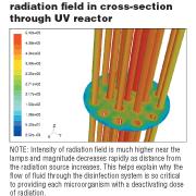 Computer Simulation Optimizes Design of UV Disinfection Reactors