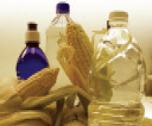 Harvesting the Future:  Water Bottles Made from  Corn-Based PLA Plastics