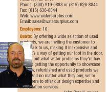 John Barelli of Surplus Management, Inc.