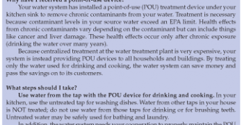 New EPA Guidelines Issued