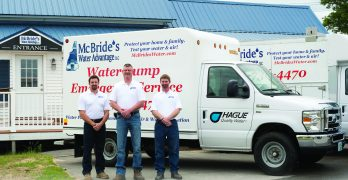 McBride's Water Advantage Takes On Small New Hampshire's Big Water Issues