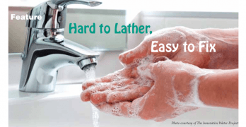 Hard to Lather, Easy to Fix