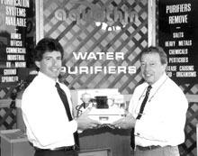 Alfred and Mitchell Lipshultz, 1989