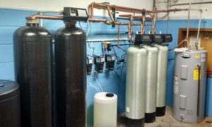 Addie Water Systems' installations