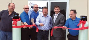 North America: CWG facility opening celebrated