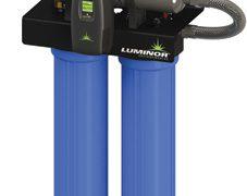 UV rack mounting system