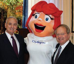Governor Dayton and John Packard