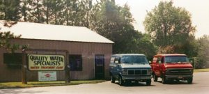 1987 building and vehicles