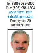 Harwil Corporation: From the Garage to Major Manufacturing