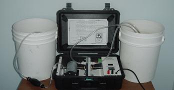 Mixed Oxidant Technology Treats Water in Rwanda