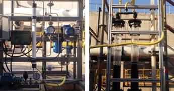 Brine desalting technology