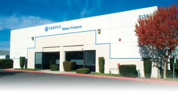 Making Water Great Again: Vertex Water Products Celebrates 20th Anniversary
