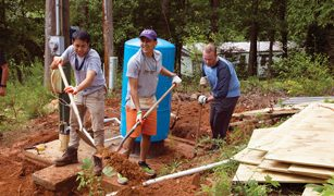 Making Well Water Safer for a North Carolina Neighborhood