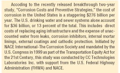 A Preview of the 'Other' Show—NACE Intl. Corrosion 2003