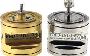 Miniature pressure regulator