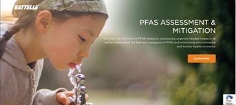 PFAS modeling program